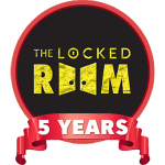 algary's Original Escape Room: The Locked Room. The Locked Room is celebrating 5 years of escape room operations in Calgary, Alberta!