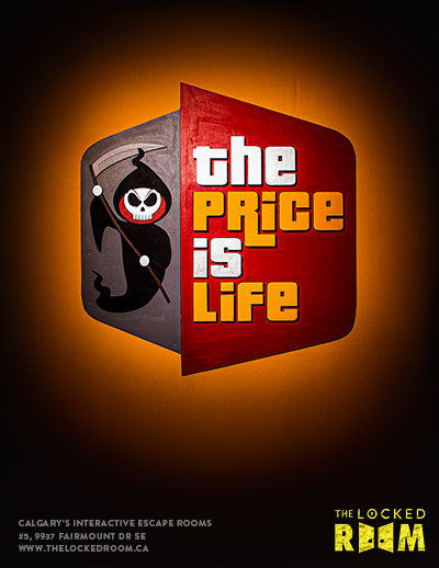 Price Is Life Escape Room
