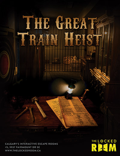 The Great Train Heist