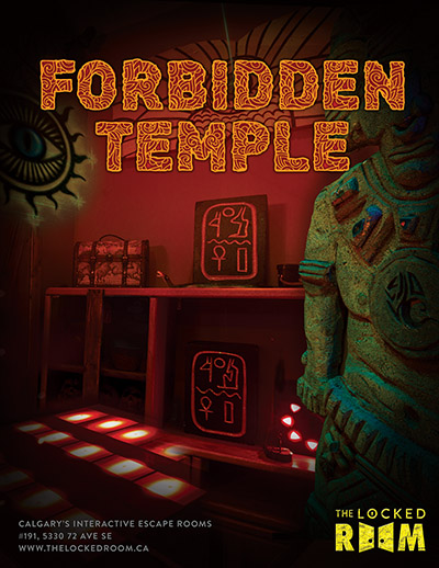 Forbidden Temple