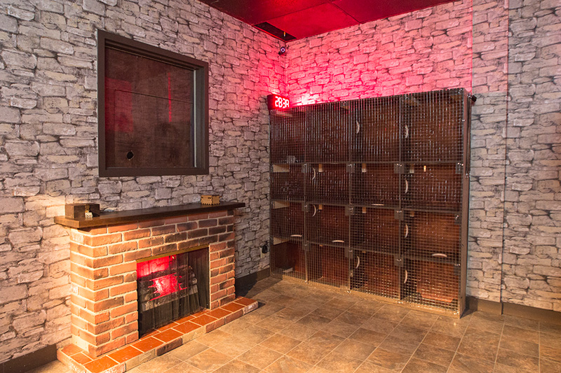 Locked Room Wine Cellar Room Picture