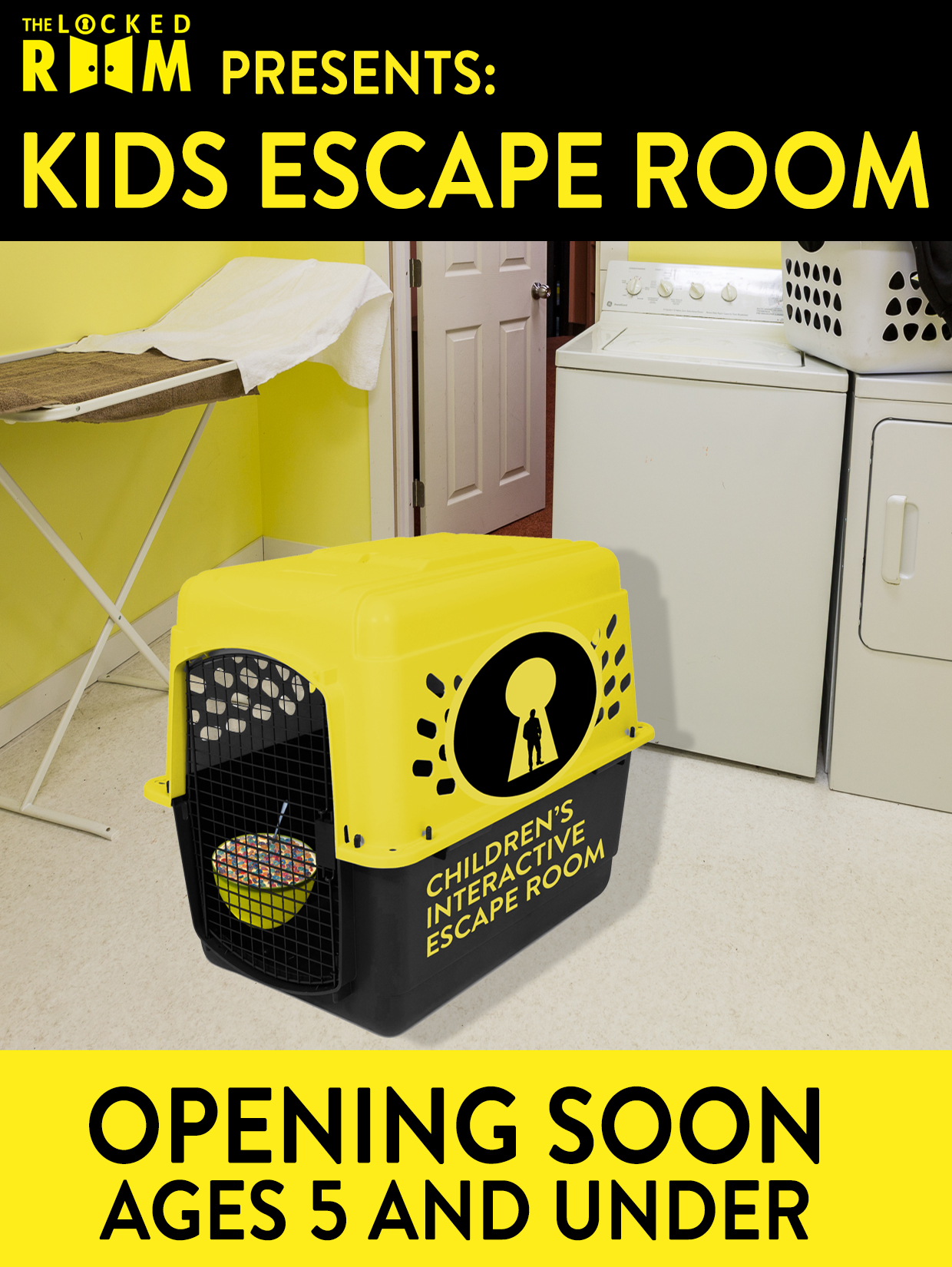 Kid Friendly Escape Rooms