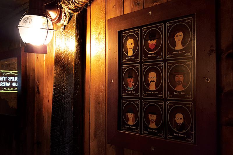 Calgary Stampede Locked Room