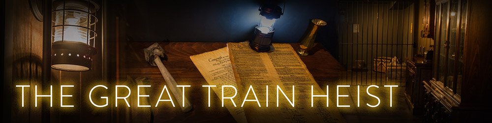 The Great Train Heist