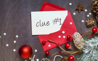 Locked Room Holiday Gift Hunt
