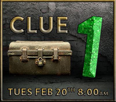 Locked Box Contest CLUE #1