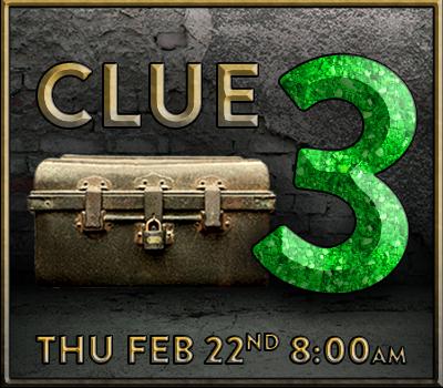 Locked Box Contest CLUE #3