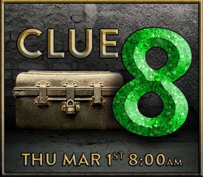 Locked Box Contest CLUE #8