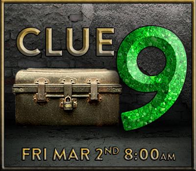 Locked Box Contest CLUE #9