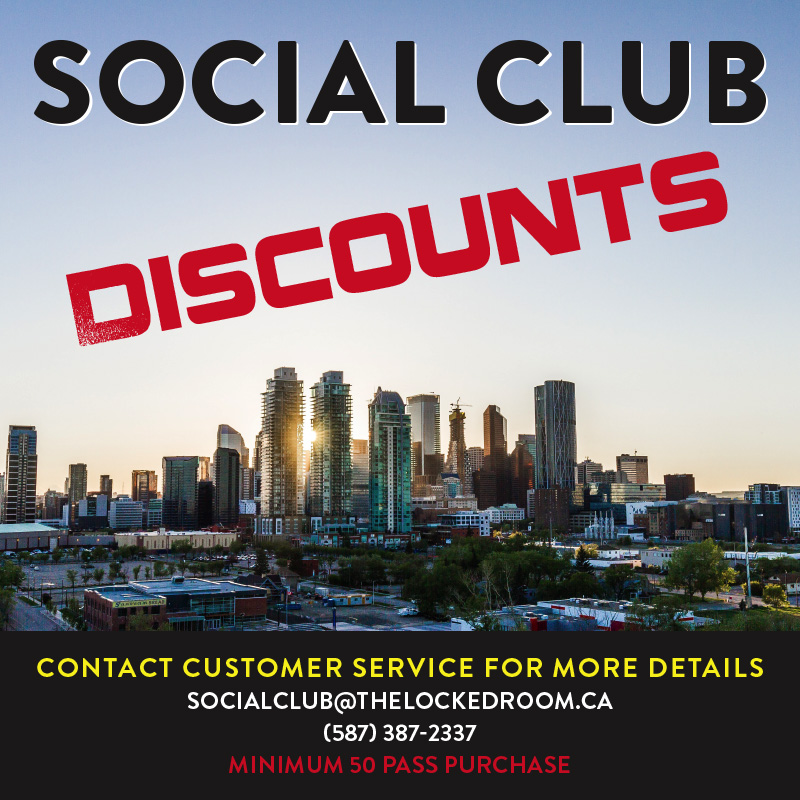 Locked Room Social Club Discounts