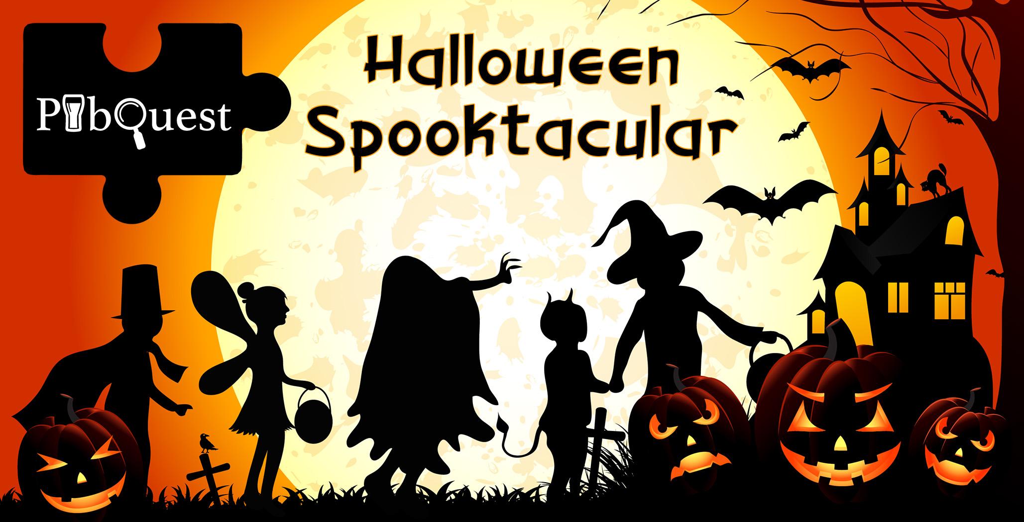 October PubQuest: Halloween Spooktacular