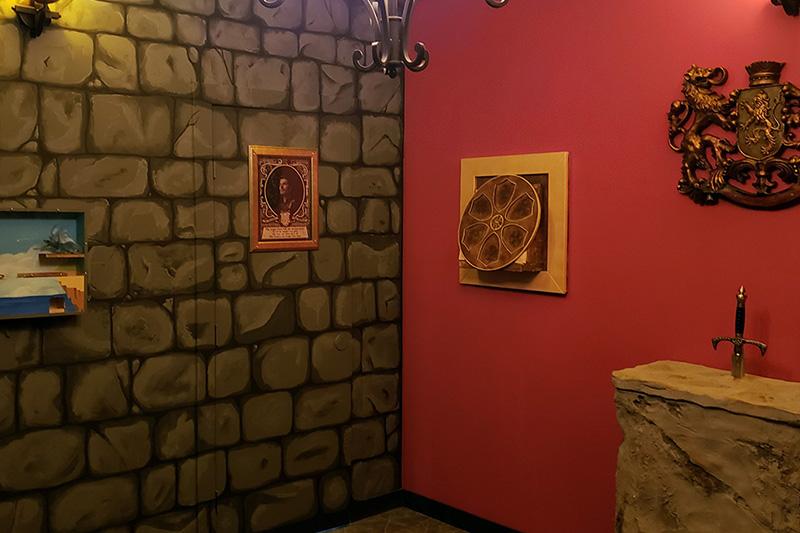 Locked Room Wine Cellar Room Picture