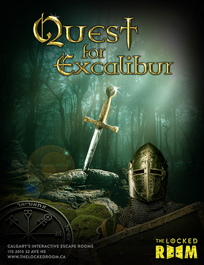 Quest for Excalibur