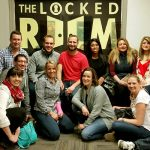 The Locked Room Corporate Group Photo